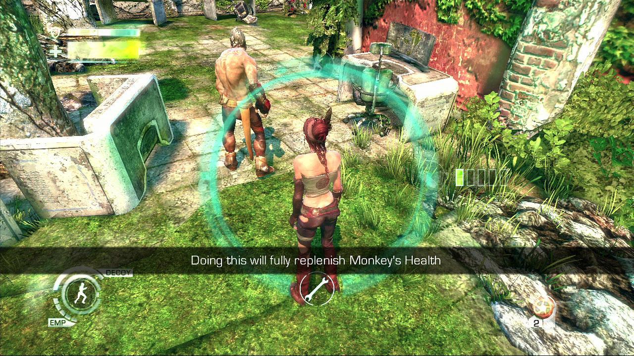 Enslaved: 15 min. hraní + HD obrázky 18025