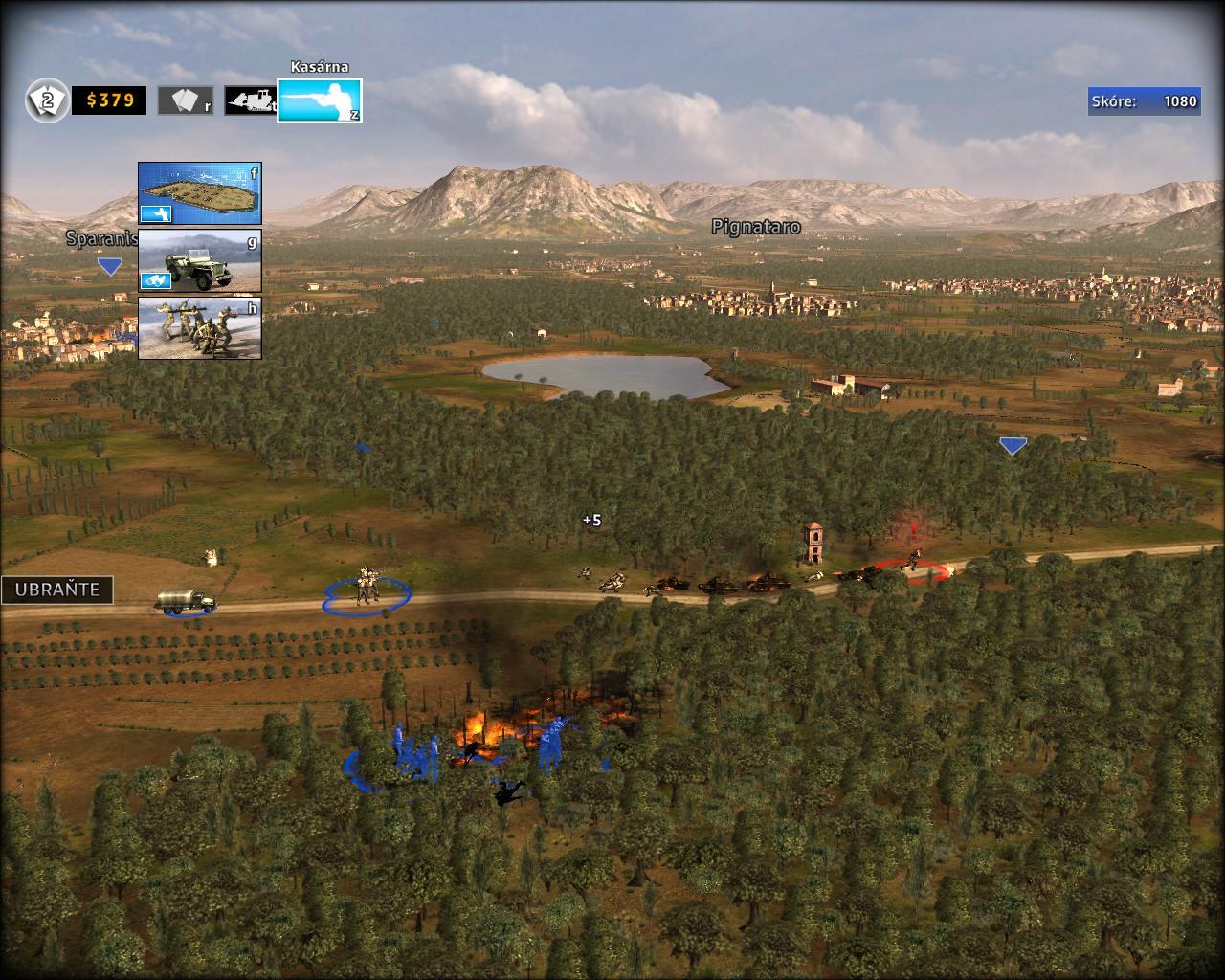 R.U.S.E – desková válka na obrazovce 18106
