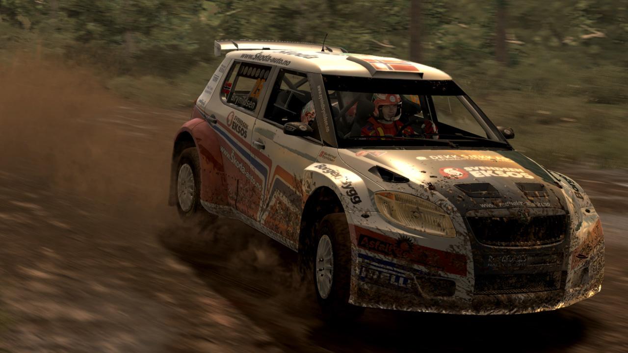 WRC 2010: demoverze a nová galerie 18197