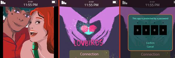 textové seznamovací hry ex amish randění