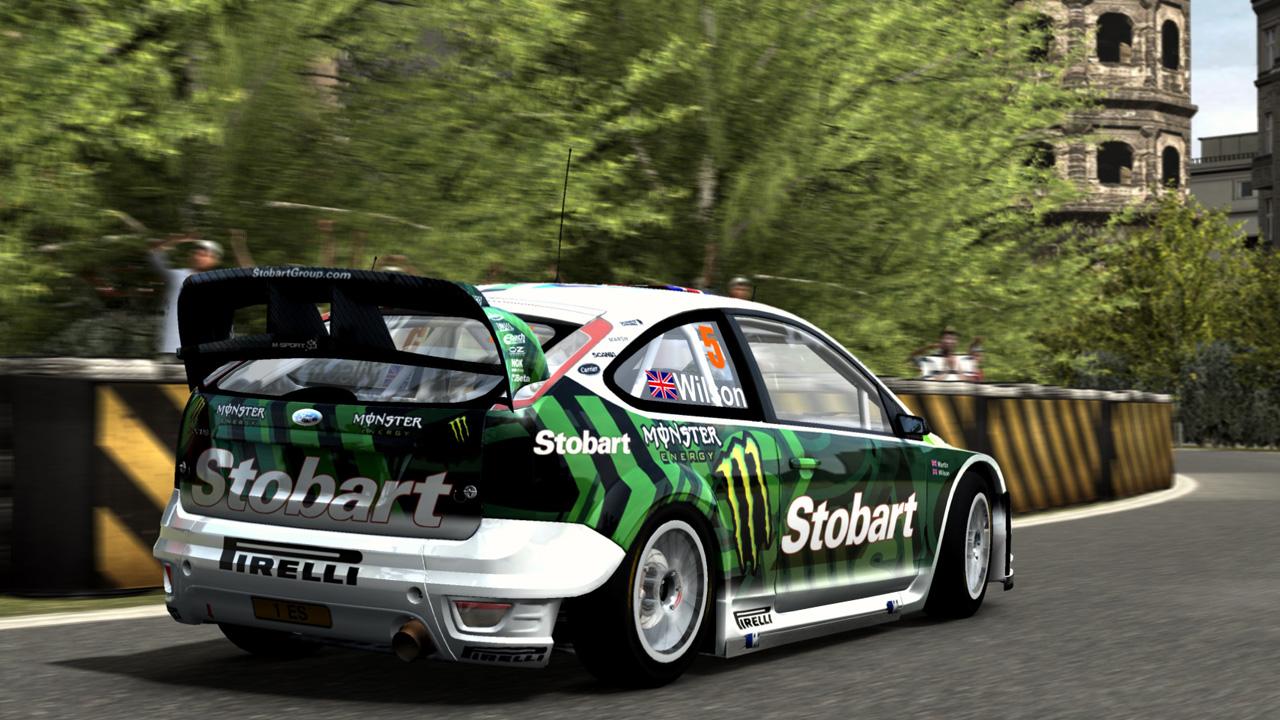 Black Bean potvrzují WRC2 a přidávají detaily 18200