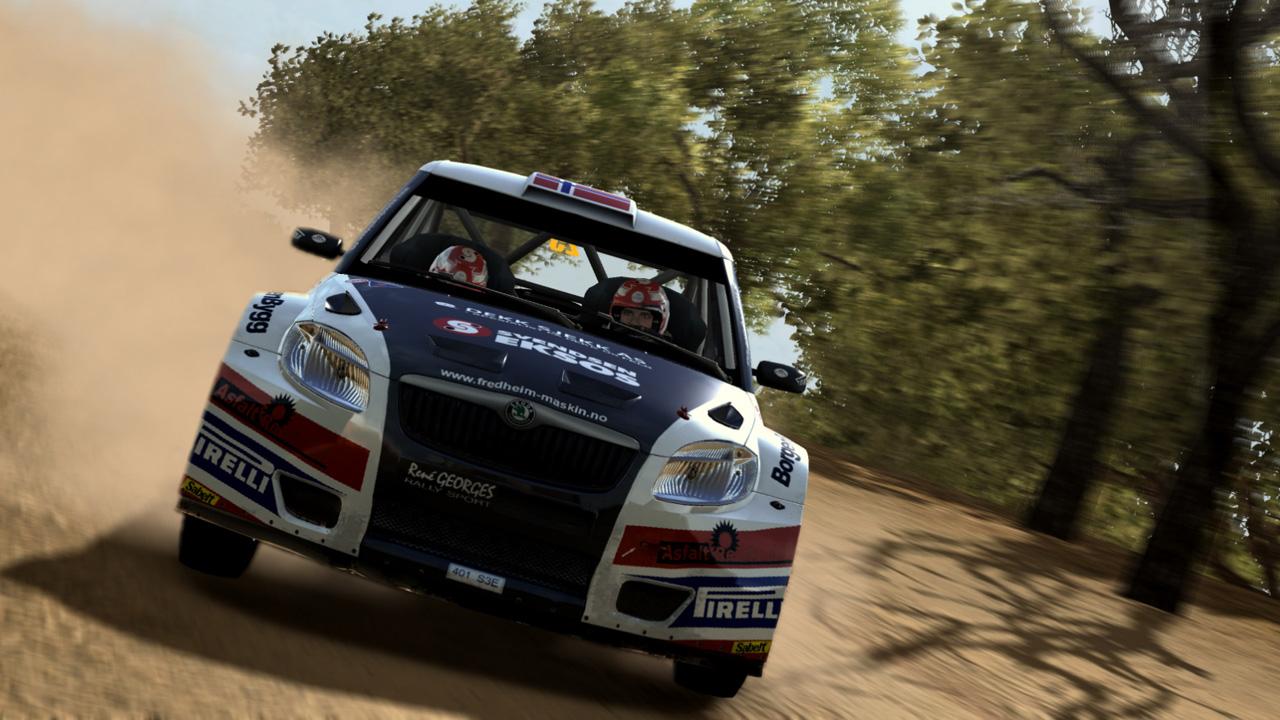 WRC 2010: demoverze a nová galerie 18201
