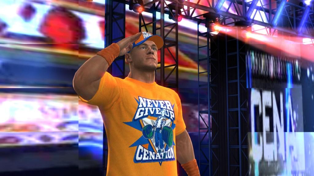 WWE Smackdown vs. Raw 2011 DLC v detailech 18229