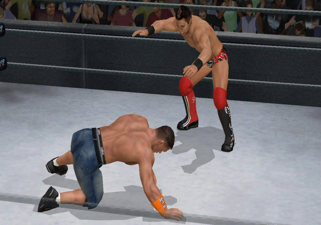 WWE Smackdown vs. Raw 2011 DLC v detailech 18234