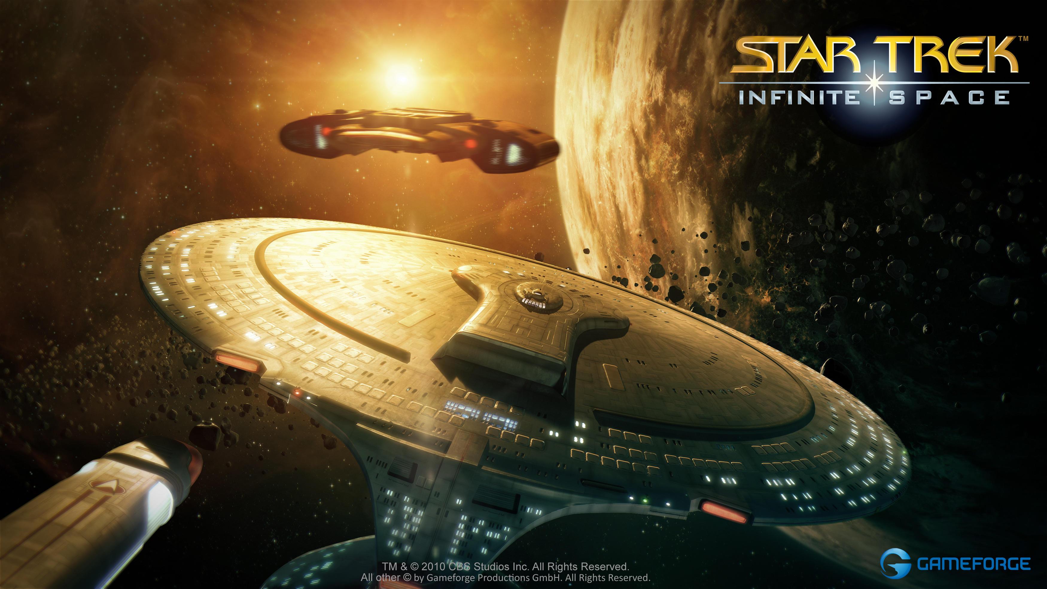 Další hra ze světa Star Trek, tentokrát webové MMO 18250