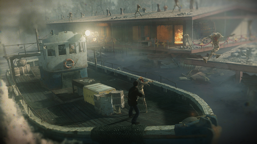 Resistance 3 láká premiérovými screeny 18257