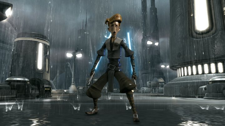 Guybrush ve Star Wars: The Force Unleashed 2 18289