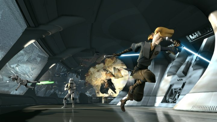 Guybrush ve Star Wars: The Force Unleashed 2 18290