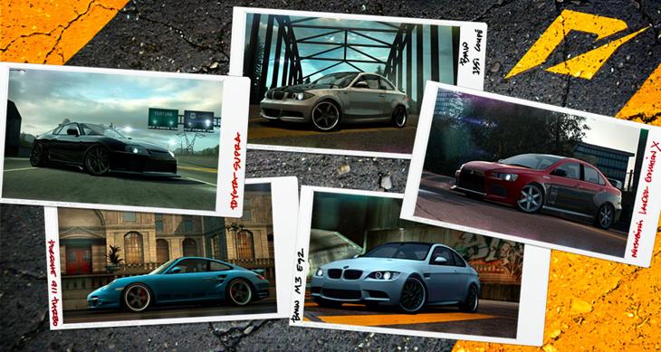Nové vozy v Need for Speed: World 18316