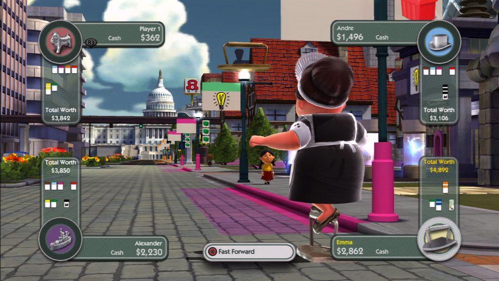 Ponořte se do světa obchodování v Monopoly Streets 18319