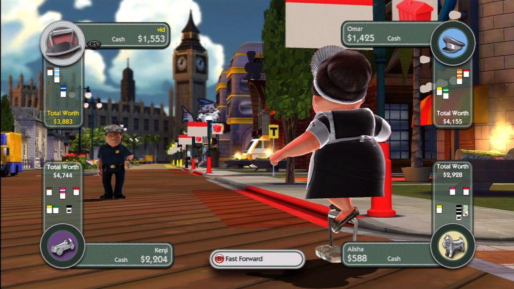 Ponořte se do světa obchodování v Monopoly Streets 18320