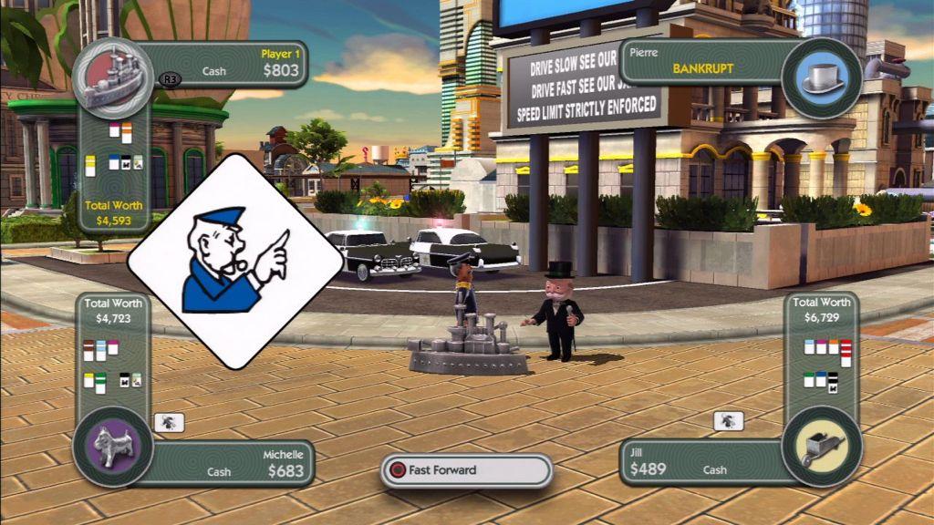 Ponořte se do světa obchodování v Monopoly Streets 18323