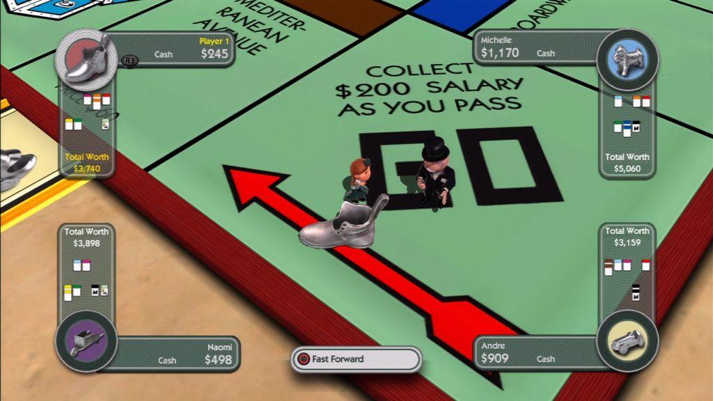 Ponořte se do světa obchodování v Monopoly Streets 18326
