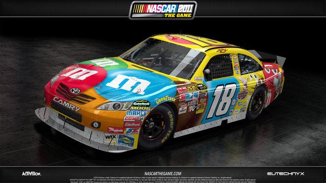 Activision potvrzuje NASCAR 2011 + galerie 18372