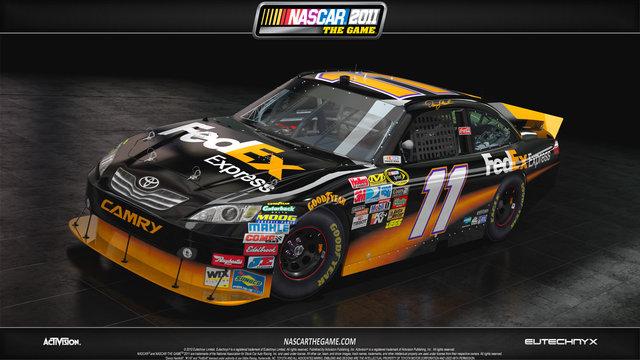 Activision potvrzuje NASCAR 2011 + galerie 18373