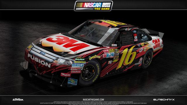 Activision potvrzuje NASCAR 2011 + galerie 18374