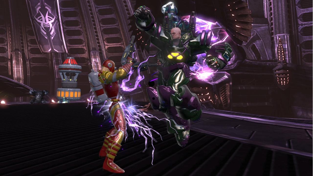 Galerie: Lex Luthor v DC Universe Online 18446