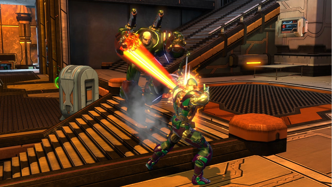 Galerie: Lex Luthor v DC Universe Online 18447