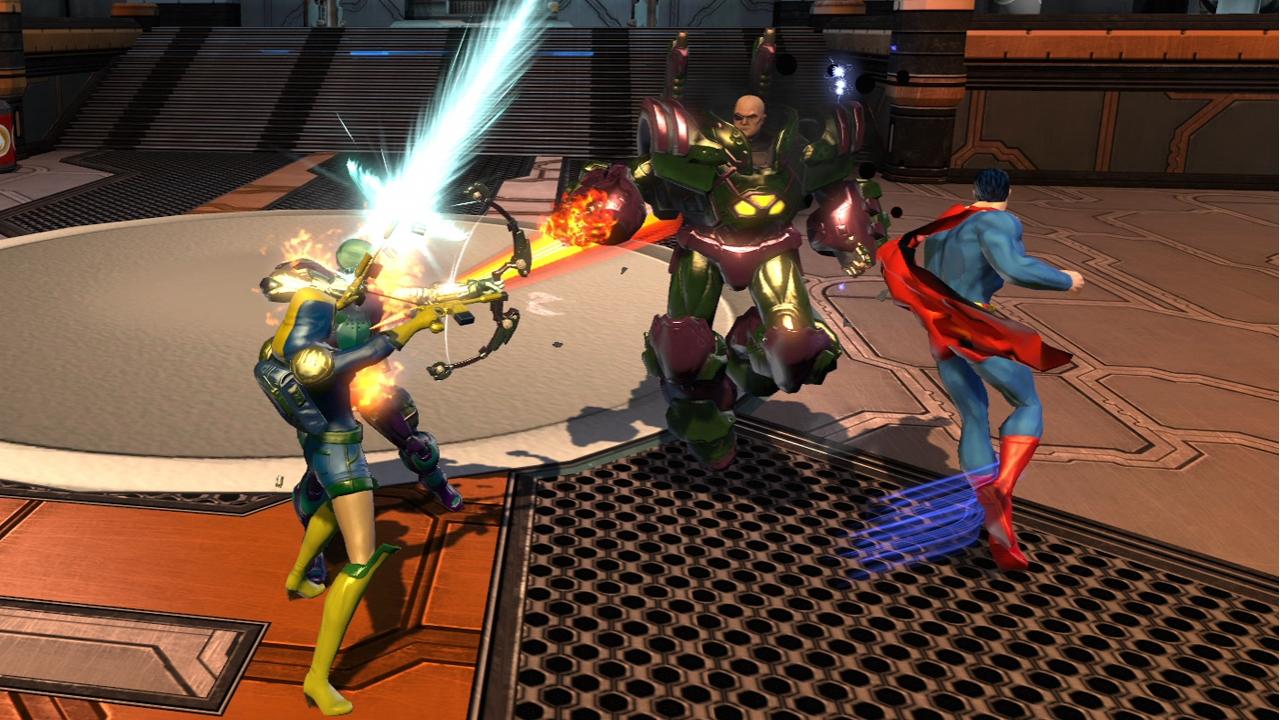 DC Universe Online odloženo, vyjde příští rok 18450