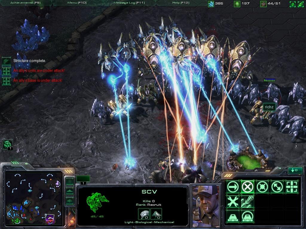 StarCraft II – jak je na tom multiplayer? 18568