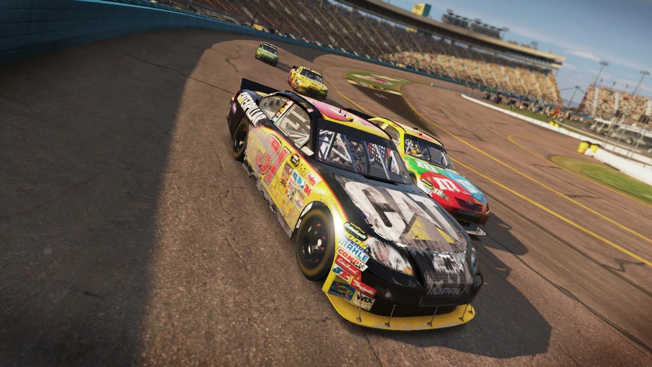 Jak je to s PC verzí NASCAR 2011? + trailer a galerie 19134