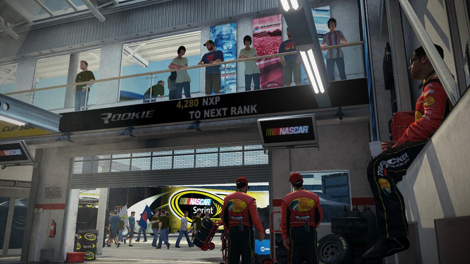 Jak je to s PC verzí NASCAR 2011? + trailer a galerie 19136