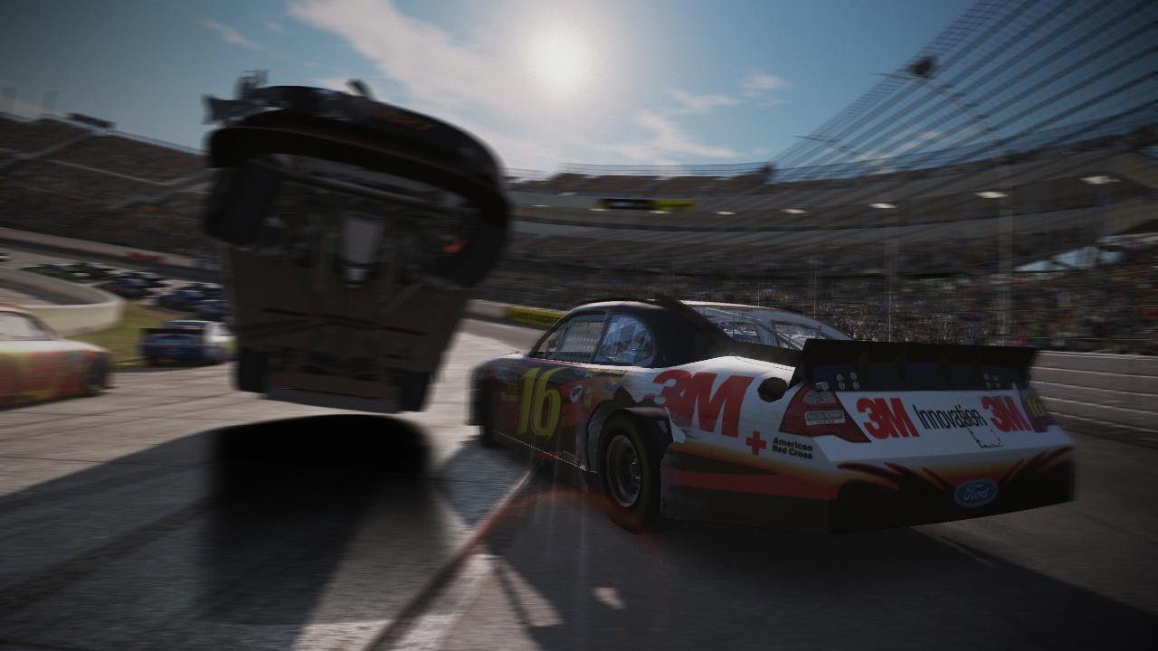Jak je to s PC verzí NASCAR 2011? + trailer a galerie 19140