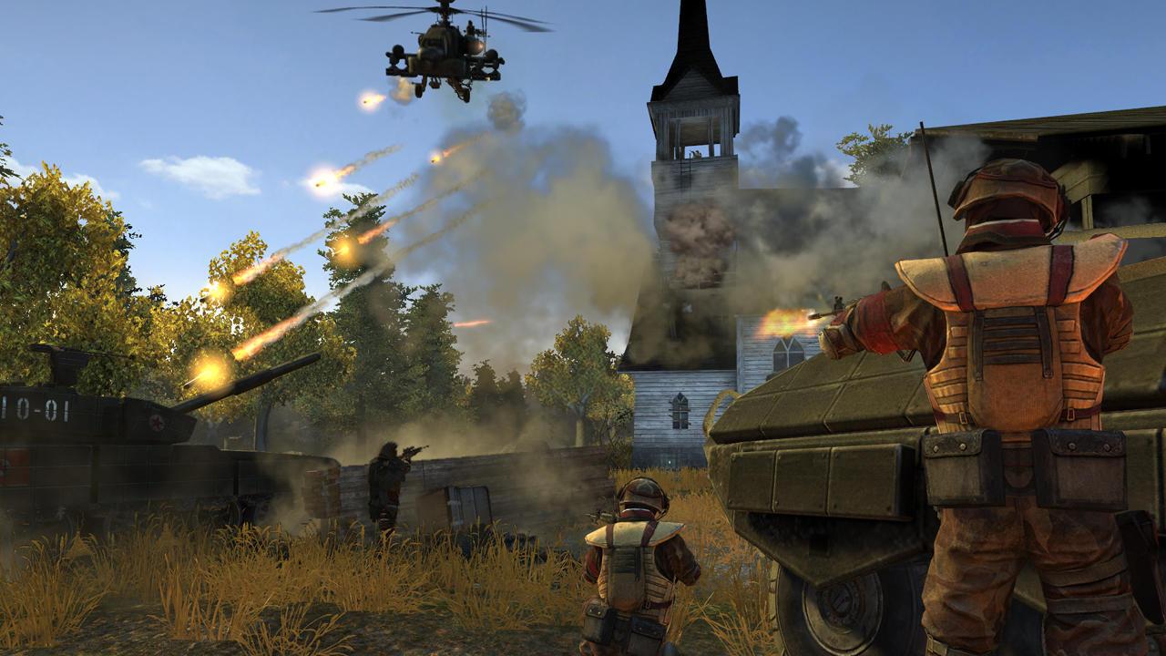 První pohled do multiplayeru Homefront 19427