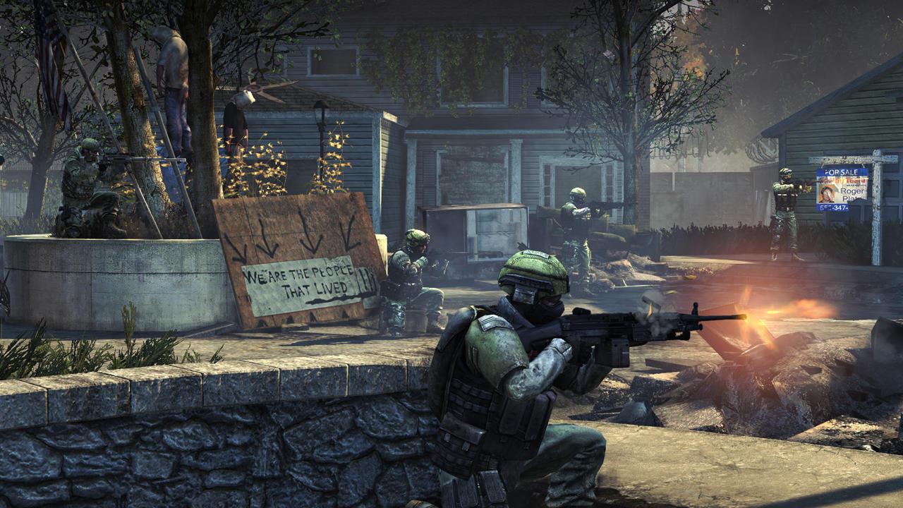 První pohled do multiplayeru Homefront 19428
