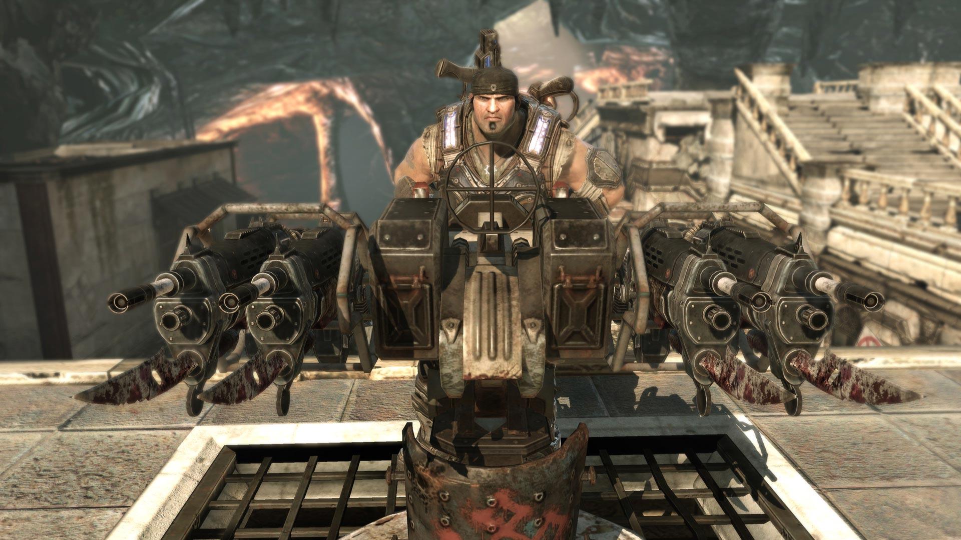 Gears of War 3 – multiplayer v detailech 19500