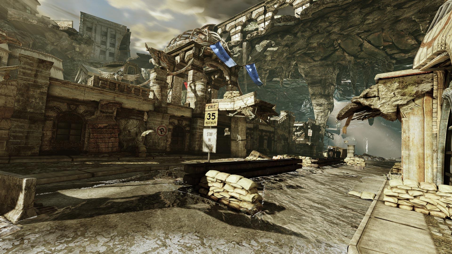 Gears of War 3 – multiplayer v detailech 19502