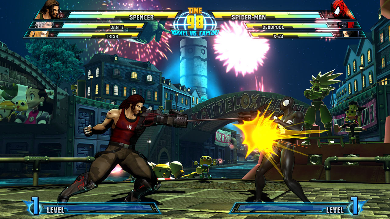 Marvel vs. Capcom 3 – nové postavy + screeny a trailer 19551