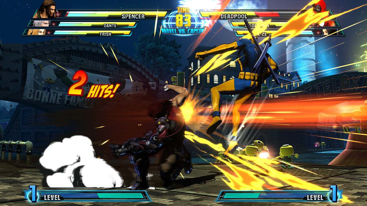 Marvel vs. Capcom 3 – nové postavy + screeny a trailer 19552