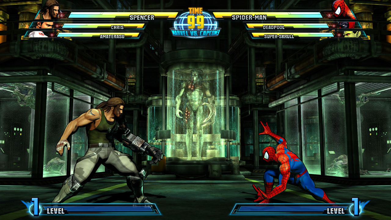 Marvel vs. Capcom 3 – nové postavy + screeny a trailer 19553