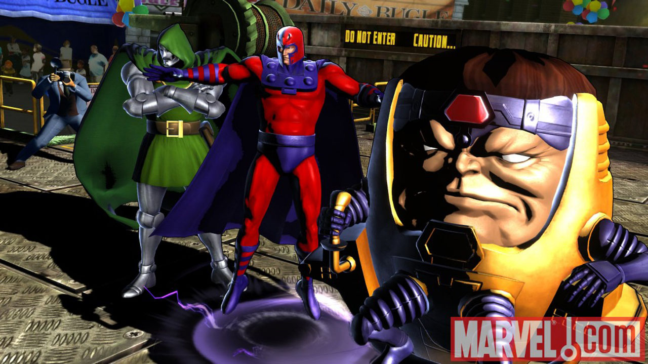 Marvel vs. Capcom 3 – nové postavy + screeny a trailer 19556