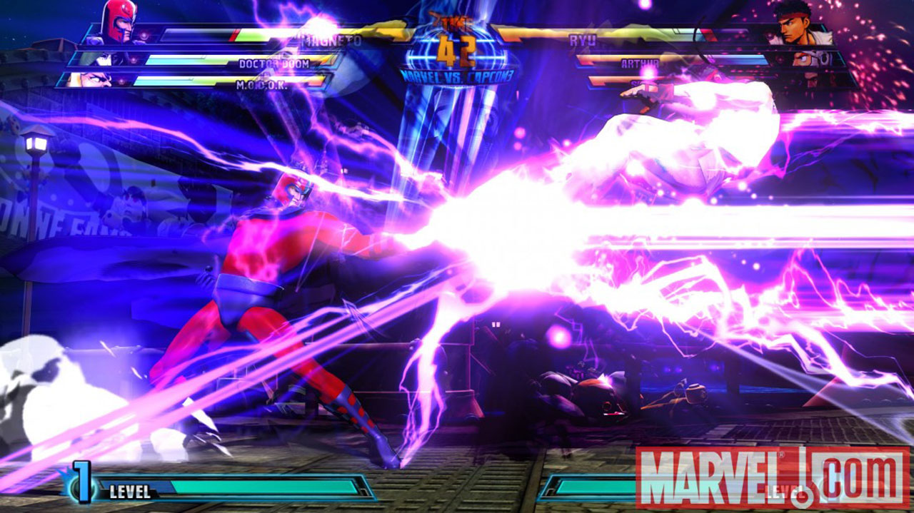 Marvel vs. Capcom 3 – nové postavy + screeny a trailer 19558