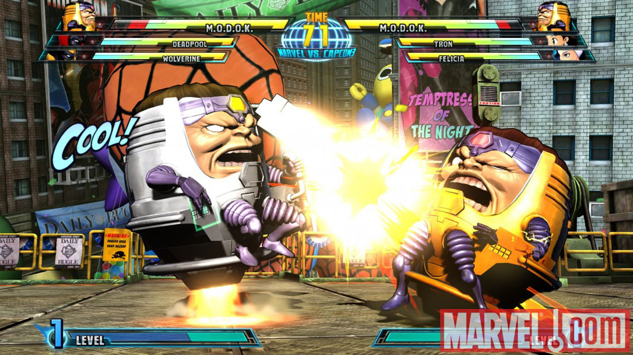 Marvel vs. Capcom 3 – nové postavy + screeny a trailer 19559