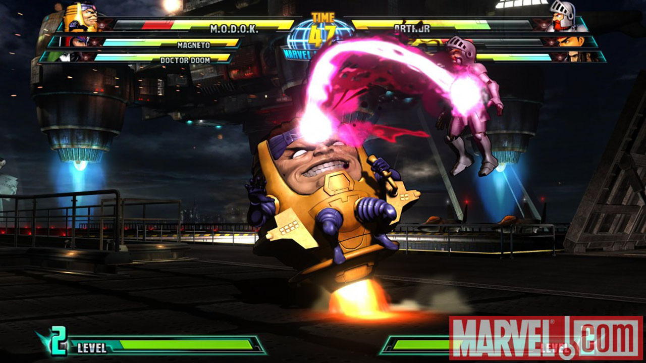 Marvel vs. Capcom 3 – nové postavy + screeny a trailer 19560
