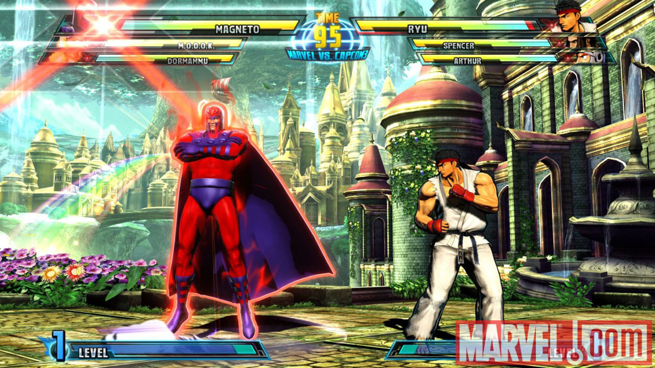Marvel vs. Capcom 3 – nové postavy + screeny a trailer 19561