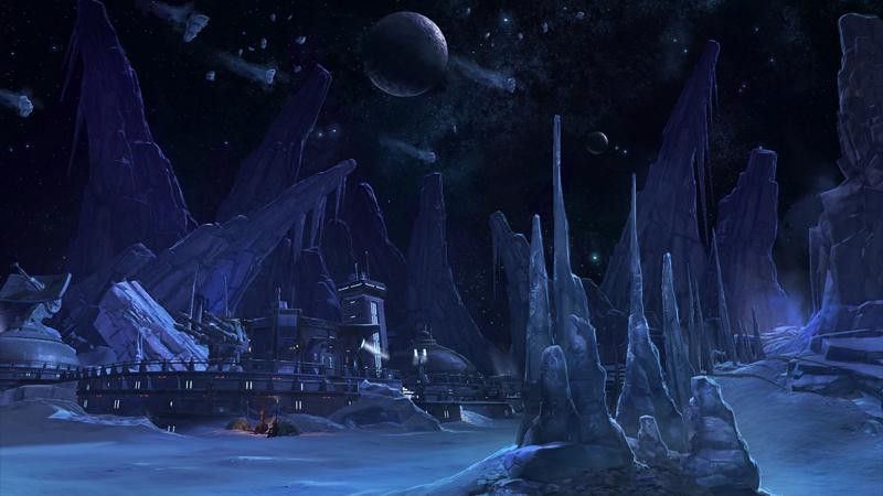 Odhalena další planeta ve Star Wars: The Old Republic 19605