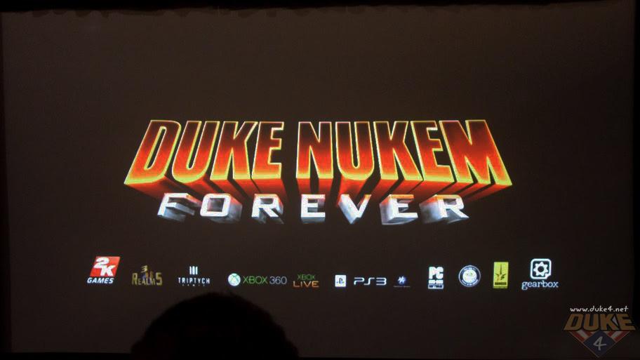 Demo Duke Nukem Forever pro každého 19806
