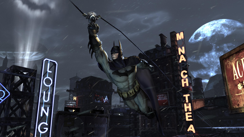 Warneři potvrzují Arkham City na podzim 2011 19850