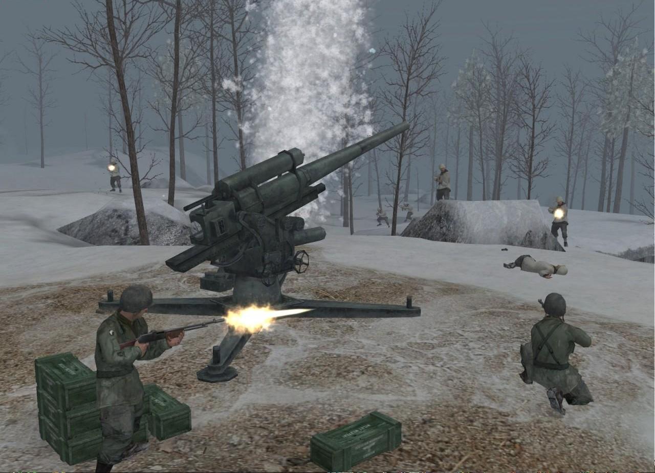 Jak se měnila herní série Call of Duty 19855