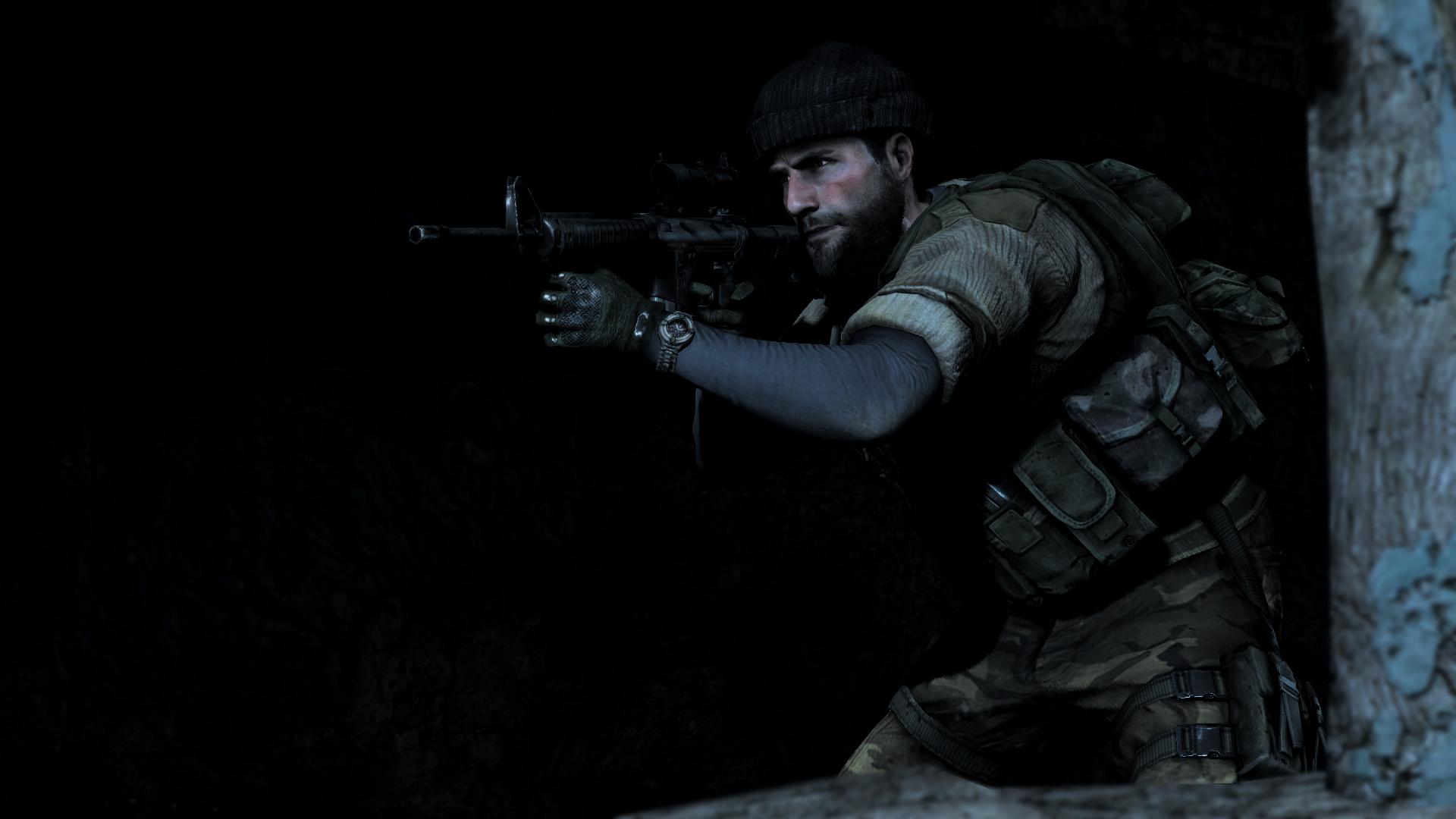 Galerie ze singleplayeru Medal of Honor 20203