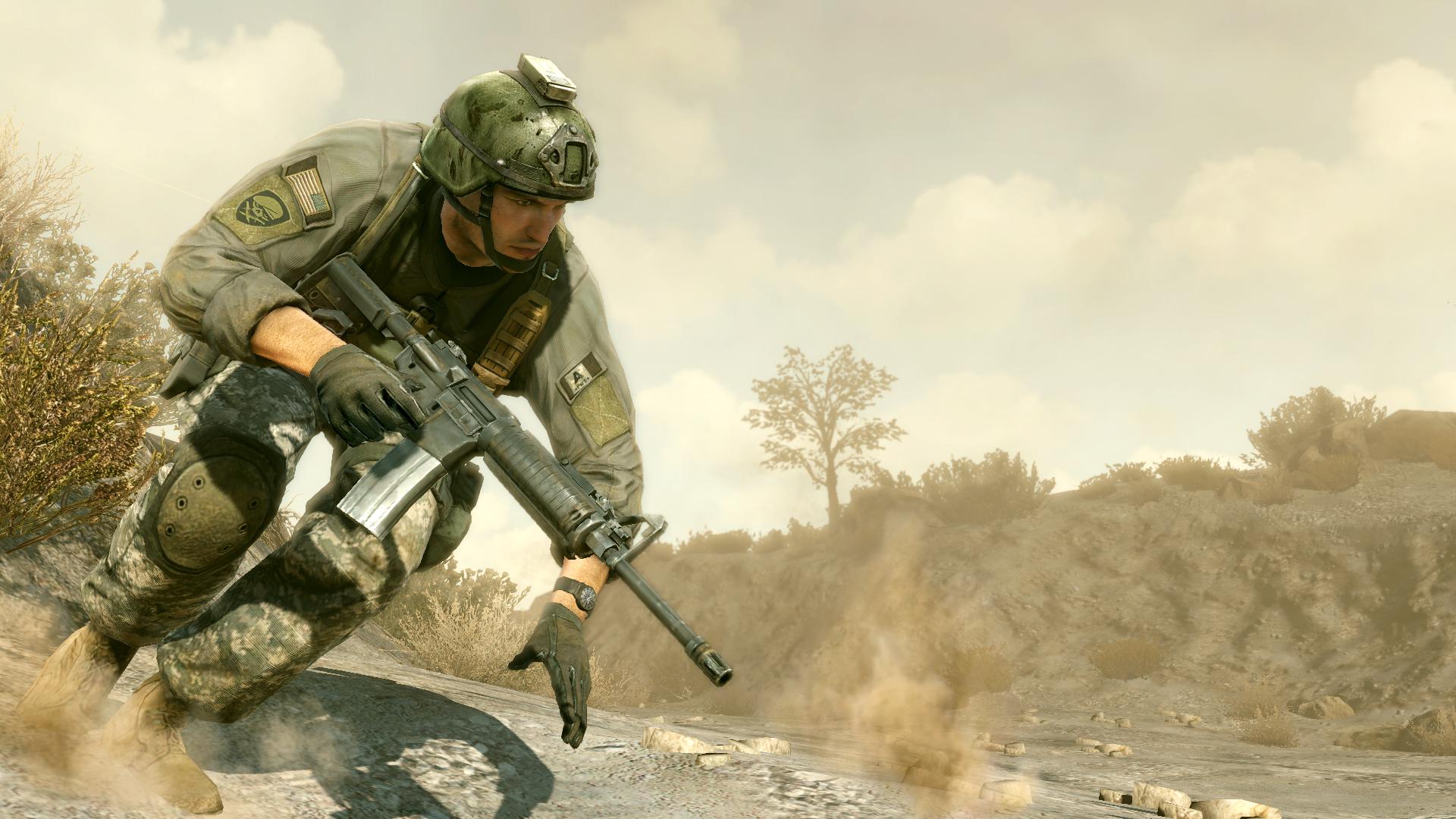 Galerie ze singleplayeru Medal of Honor 20206