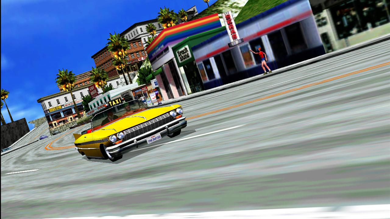Crazy Taxi se objeví na XBLA a PSN už v prosinci 20325
