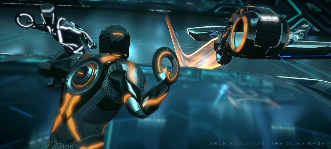 Galerie: V Tron: Evolution bojujeme proti virům 20519