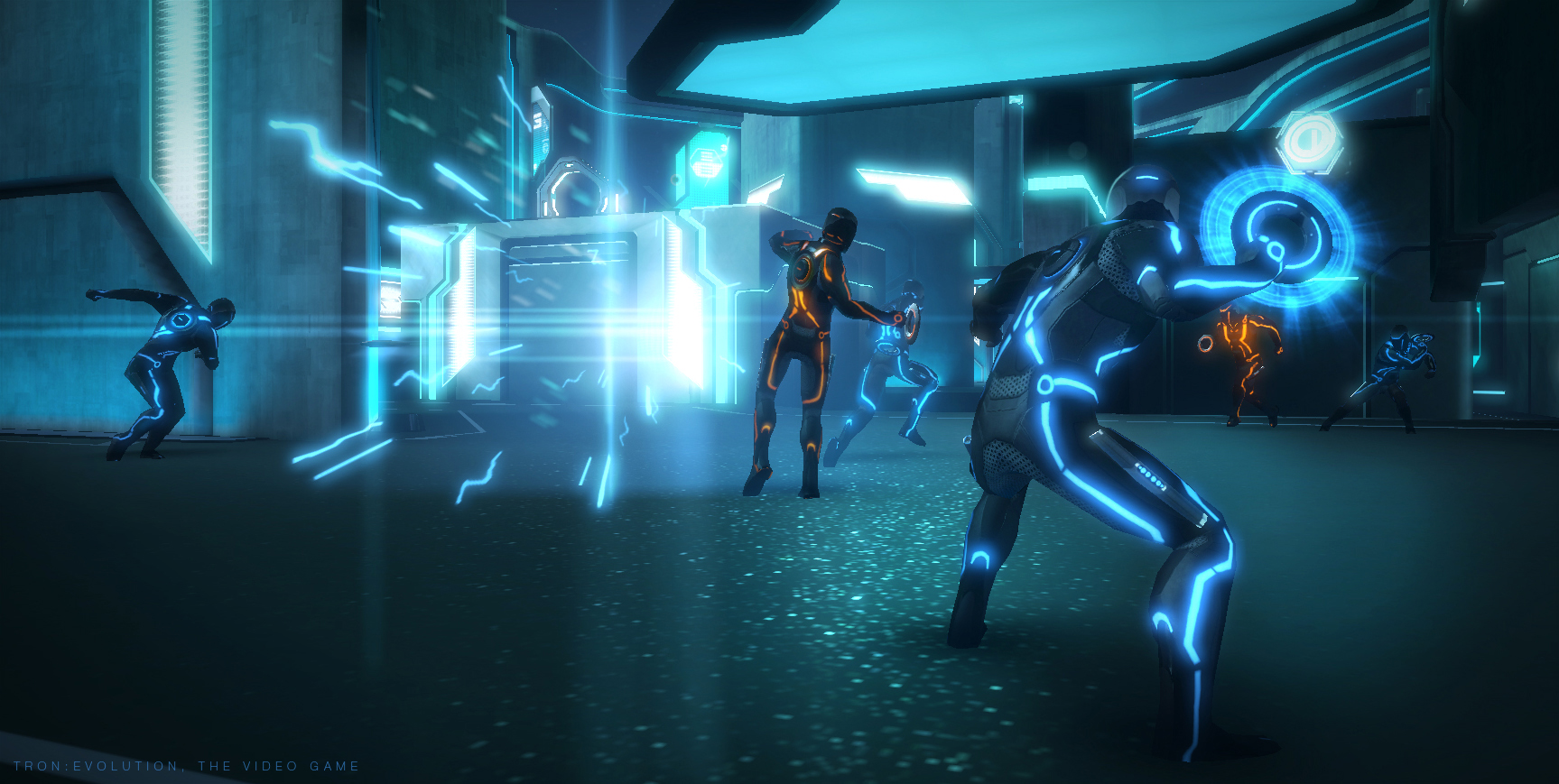 Galerie: V Tron: Evolution bojujeme proti virům 20521