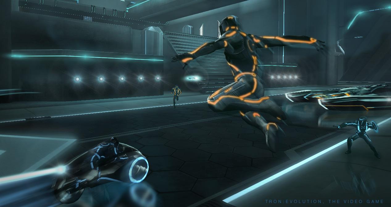Galerie: V Tron: Evolution bojujeme proti virům 20523