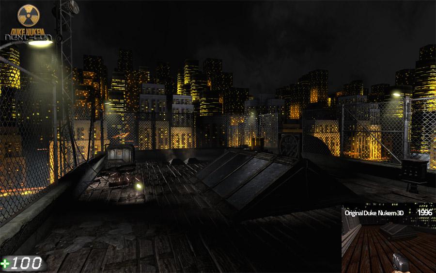 Fanouškovský remake Duke Nukem 3D dostalo zelenou 20655